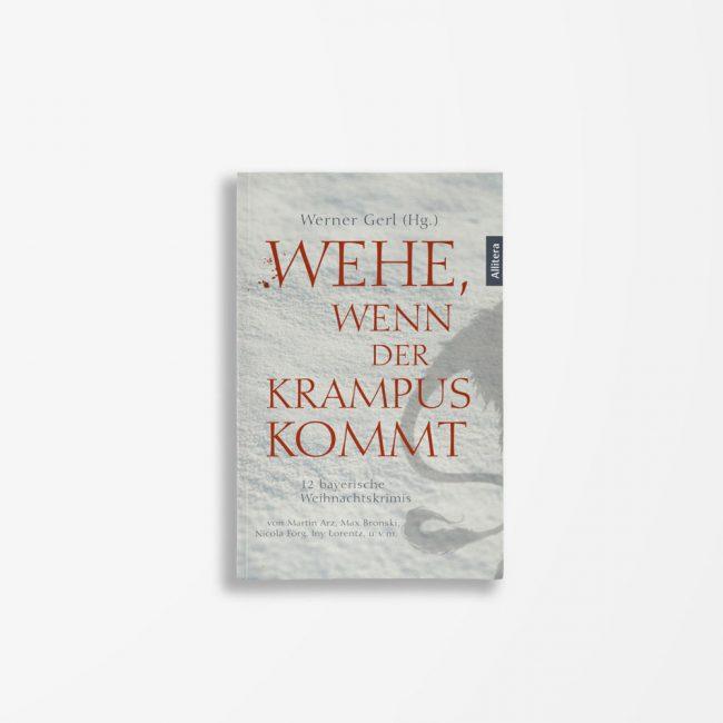Buchcover Werner Gerl Wehe, wenn der Krampus kommt