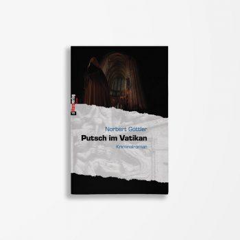 Buchcover Norbert Göttler Putsch im Vatikan
