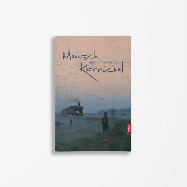Buchcover Rudolf Herfurtner Mensch Karnickel