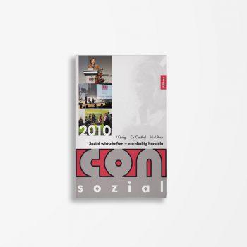 Buchcover König Orthel Puch Sozial wirtschaften – nachhaltig handeln. ConSozial 2010