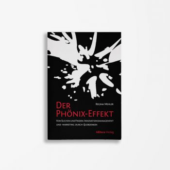 Buchcover Regina Mehler Der Phönix-Effekt