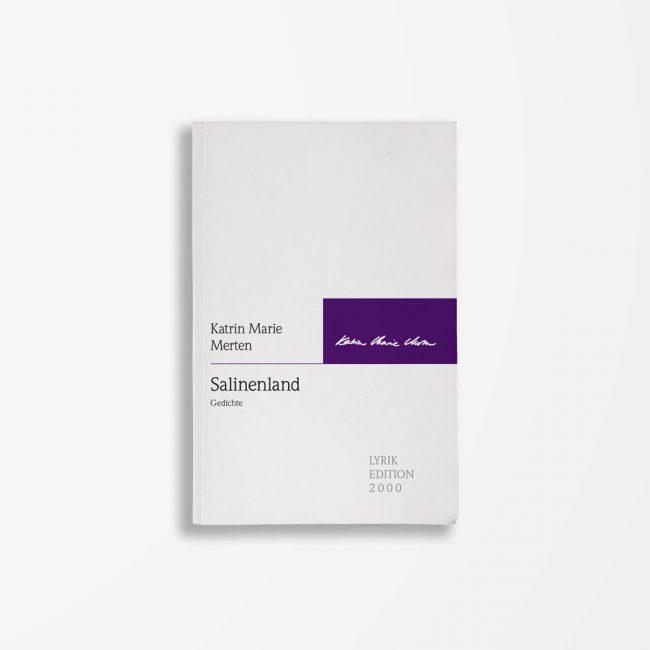 Buchcover Katrin Marie Merten Salinenland
