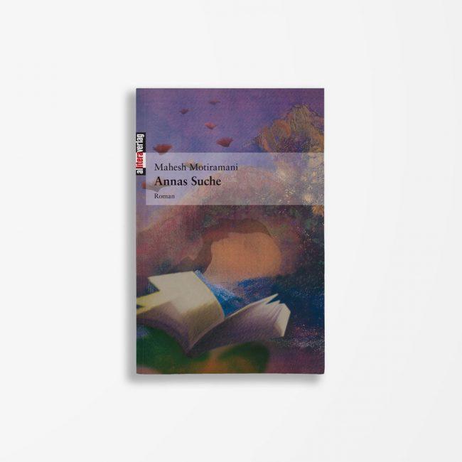 Buchcover Mahesh Motiramani Anna Suche