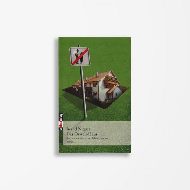 Buchcover Bernd Niquet Das Orwell-Haus