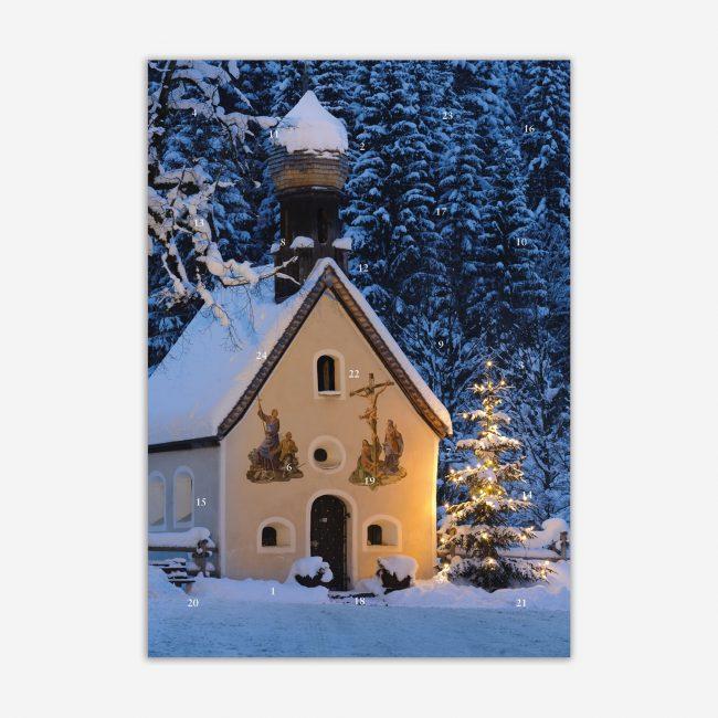 Cover Dietlind Pedarnig Adventskalender Bayerisches Brauchtum