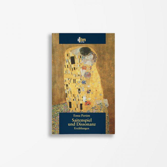 Buchcover Enna Pertim Saitenspiel und Dissonanz