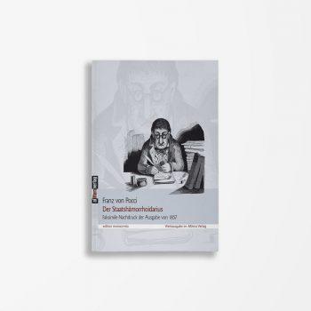 Buchcover Franz von Pocci Der Staatshämorrhoidarius