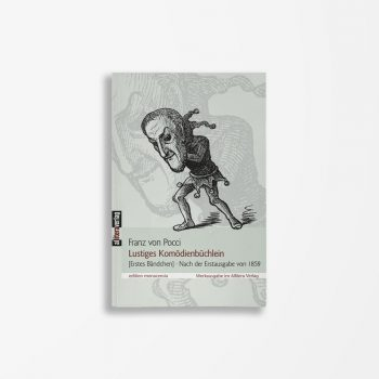 Buchcover Franz von Pocci Lustiges Komödienbüchlein 1