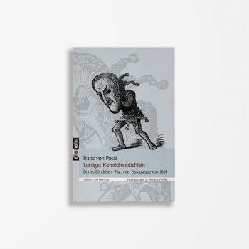 Buchcover Franz von Pocci Lustiges Komödienbüchlein 3