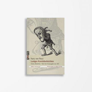 Buchcover Franz von Pocci Lustiges Komödienbüchlein 4