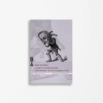 Buchcover Franz von Pocci Lustiges Komödienbüchlein 5