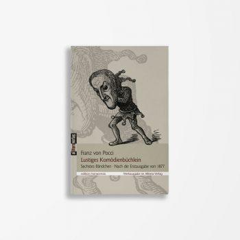 Buchcover Franz von Pocci Lustiges Komödienbüchlein 6