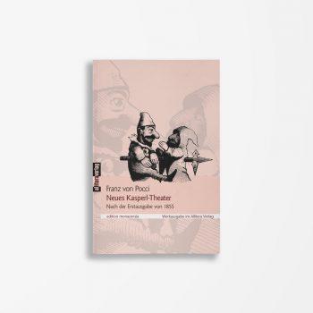 Buchcover Franz von Pocci Neues Kasperl-Theater
