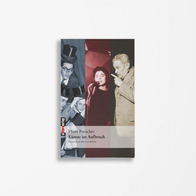 Buchcover Hans Prescher Künste im Aufbruch