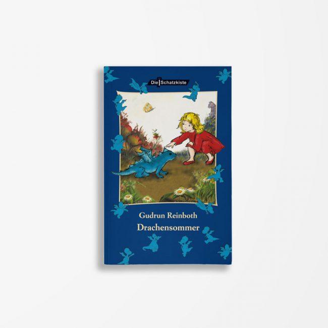 Buchcover Gudrun Reinboth Drachensommer
