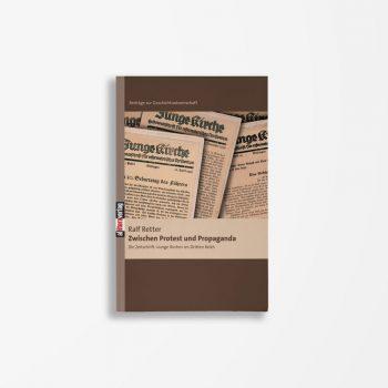Buchcover Ralf Retter Zwischen Protest und Propaganda
