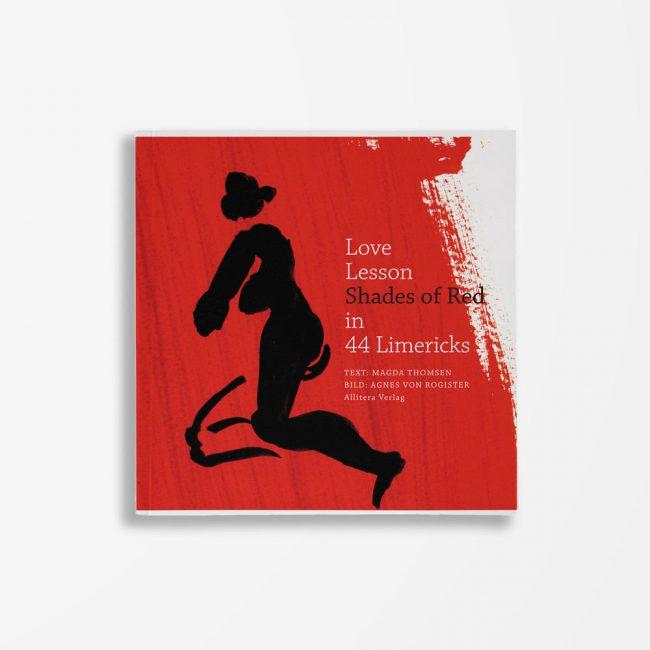 Buchcover Magda Thomsen Agnes von Rogister Love Lesson