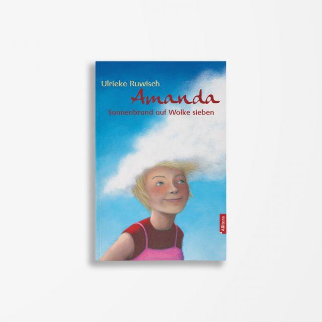Buchcover Ulrike Ruwisch Amanda