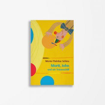 Buchcover Marie-Therese Schins Marit John und ein Traumschiff