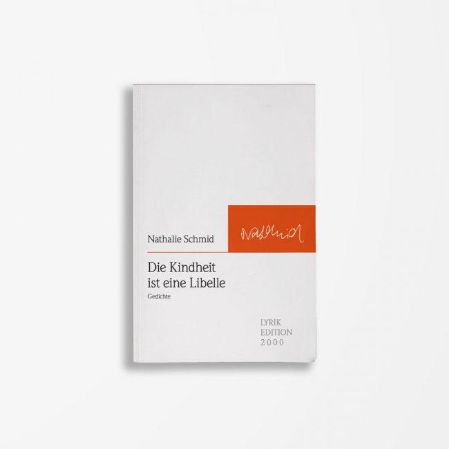 Buchcover Nathalie Schmid Die Kindheit ist eine Libelle