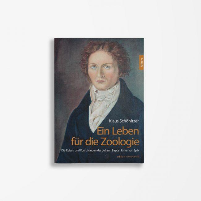 Buchcover Klaus Schönitzer Ein Leben für die Zoologie