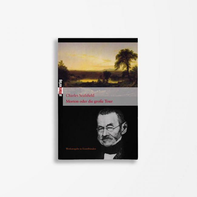 Buchcover Charles Sealsfield Morten