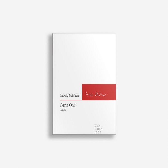 Buchcover Ludwig Steinherr Ganz Ohr
