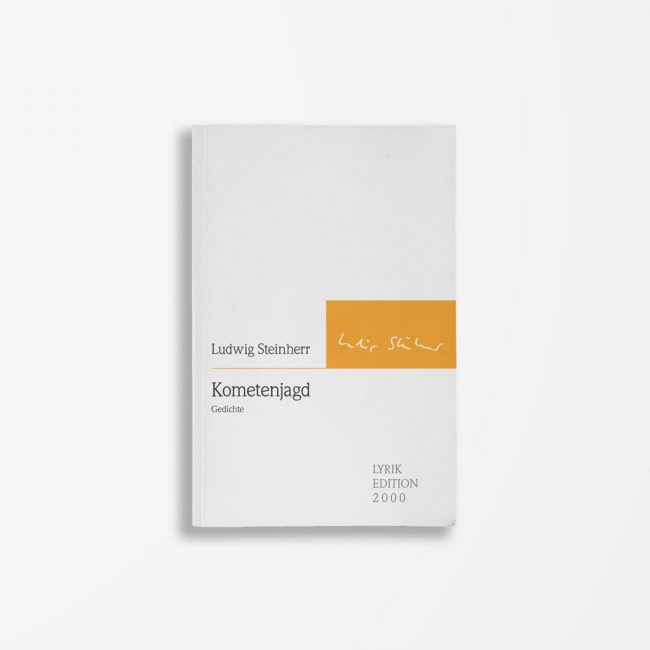 Buchcover Ludwig Steinherr Kometenjagd