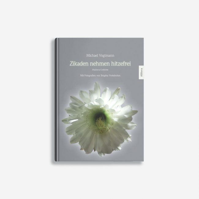 Buchcover Michael Vogtmann Zikaden nehmen hitzefrei