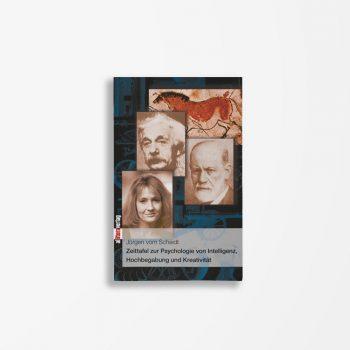 Buchcover Jürgen vom Scheidt Zeittafel zur Psychologie von Intelligenz, Hochbegabung und Kreativität
