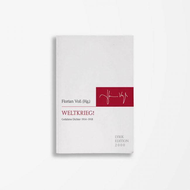 Buchcover Florian Voß Weltkrieg!