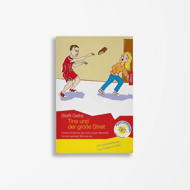 Buchcover Steffi Geihs Tina und der große Streit