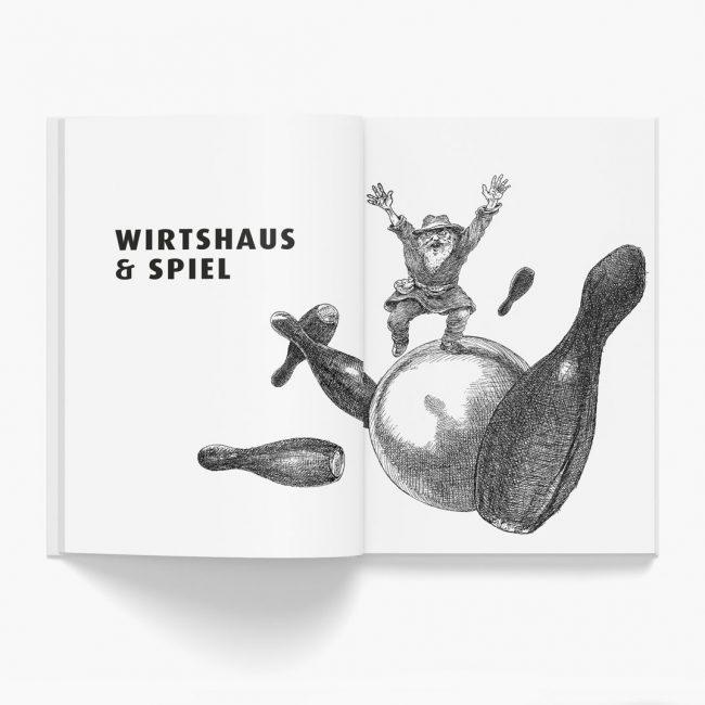 Karl Heinz Hummel Wirtshaussagen Innenansichten 1