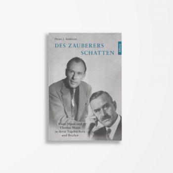 Buchcover Heinz J. Armbrust Des Zauberers Schatten